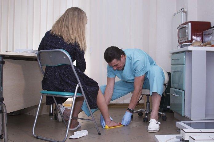 ортопедический корректор снятие замеров