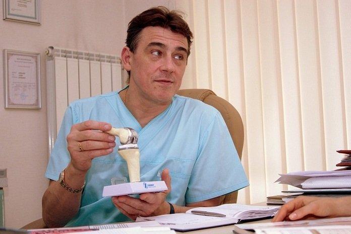 Артропластика, эндопротезирование сустава